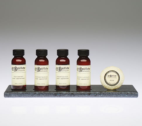 CO Bigelow apothecary amenities