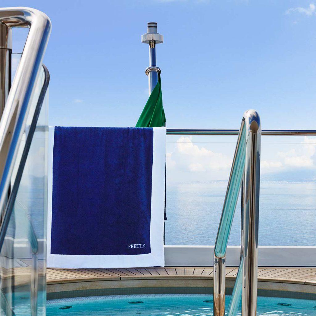 Frette Pool Towels