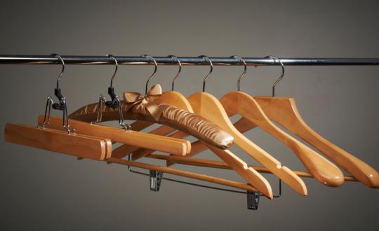 custom hangers