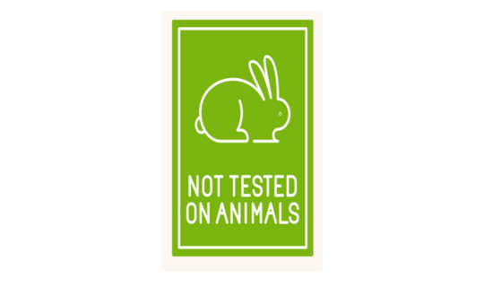not tested on animals symbol