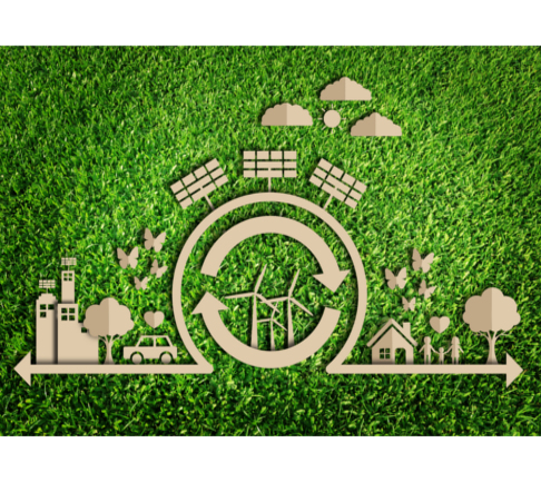 recycle green grass