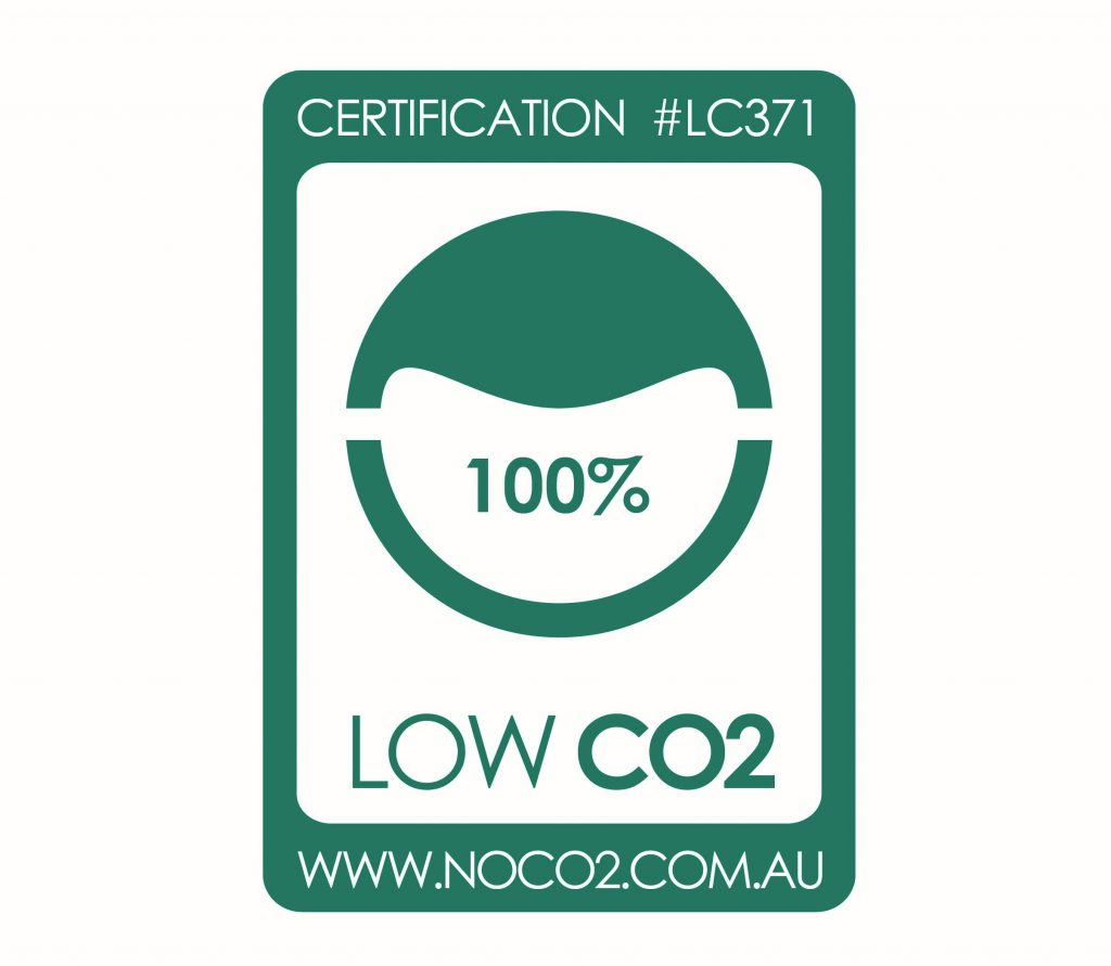 LowCO2 symbol Carbon Reduction Institute