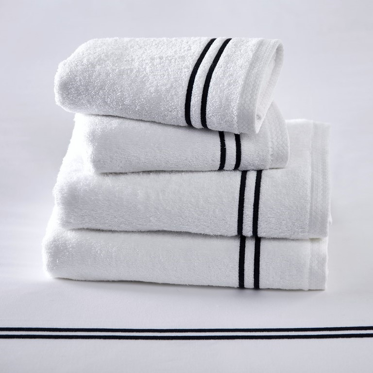 Frette toweling New York collection