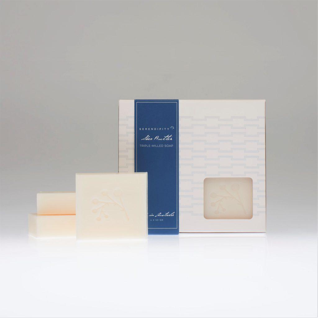 Serendipity Shea Butter Soap Set