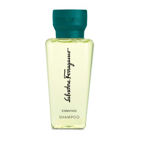 Convivio shampoo and toiletries from Salvatore Ferragamo