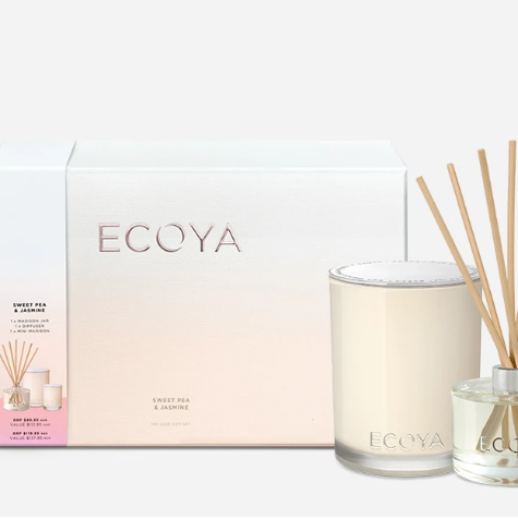 luxury gifts from Ecoya