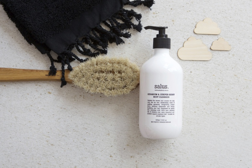 Salus spa products for hotels, motels, accommodation, airbnbs, serviced apartments